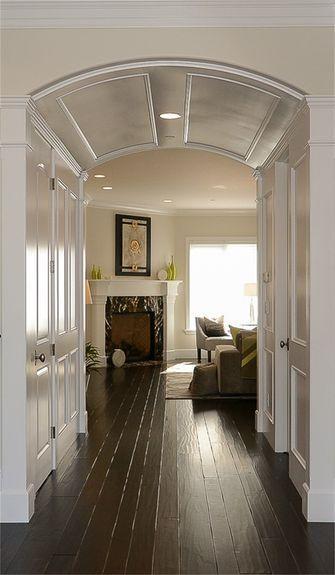 5-10万60平米一室一厅美式风格走廊设计图