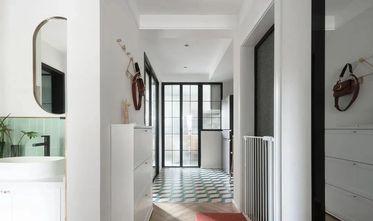 经济型90平米三室两厅现代简约风格玄关装修案例