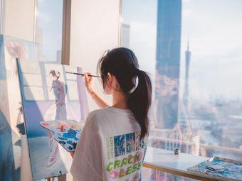 艺匠空间云端画廊·绘画摄影·艺术手作(珠江新城店)