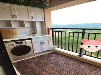 50平米日式风格阳台欣赏图