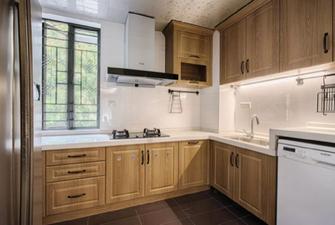20万以上130平米四美式风格厨房装修案例
