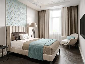 豪华型110平米三室三厅美式风格青少年房效果图