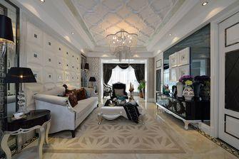 140平米三新古典风格客厅装修效果图