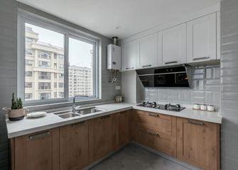 富裕型110平米三轻奢风格厨房图片