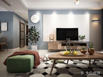富裕型100平米欧式风格客厅欣赏图