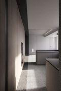 5-10万90平米现代简约风格走廊图