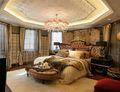 20万以上120平米别墅新古典风格卧室欣赏图