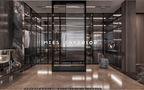 140平米四室三厅现代简约风格玄关图片大全