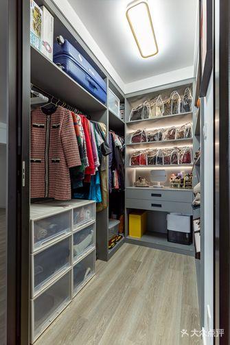 15-20万120平米三室一厅现代简约风格衣帽间设计图