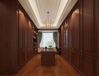 20万以上140平米别墅美式风格衣帽间图片大全
