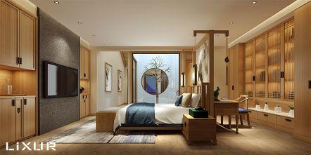 豪华型140平米东南亚风格卧室设计图