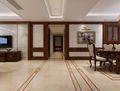 20万以上140平米三室两厅新古典风格玄关装修效果图