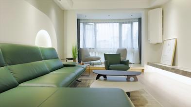 20万以上100平米三现代简约风格客厅欣赏图