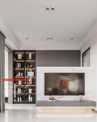 豪华型140平米别墅轻奢风格客厅装修图片大全