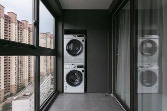 经济型70平米一室一厅现代简约风格阳台装修案例