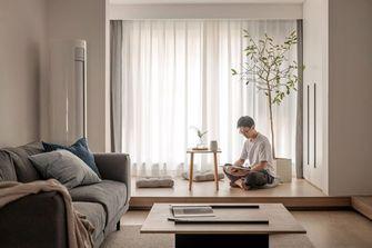 5-10万90平米日式风格客厅装修图片大全
