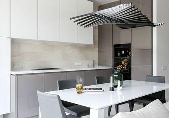 5-10万80平米一室一厅地中海风格厨房欣赏图