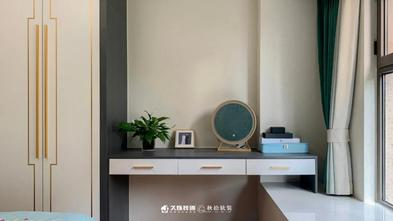 富裕型130平米三室两厅中式风格卧室装修效果图