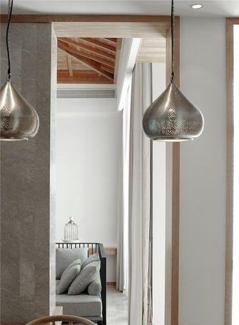 140平米四室三厅中式风格客厅设计图