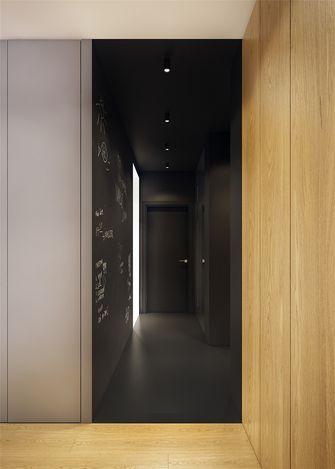 豪华型50平米一室一厅现代简约风格走廊图片大全