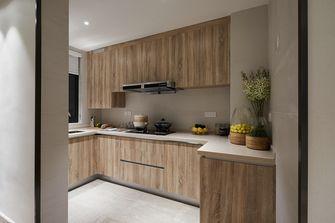 5-10万70平米轻奢风格厨房装修图片大全