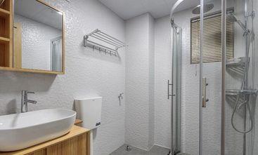100平米三室一厅日式风格卫生间图