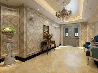 豪华型140平米别墅欧式风格走廊效果图