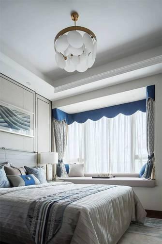 10-15万100平米新古典风格卧室欣赏图