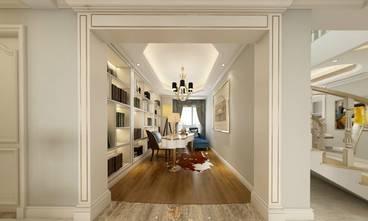 豪华型140平米复式新古典风格书房装修效果图