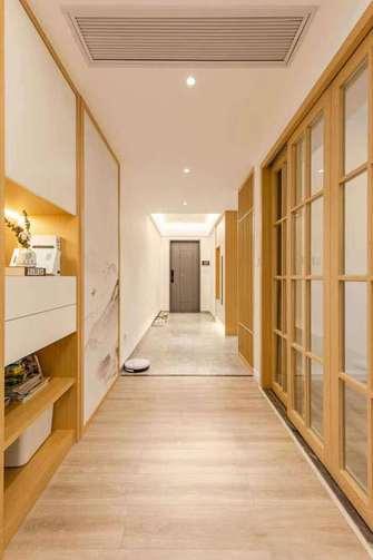 豪华型140平米四室两厅日式风格走廊欣赏图