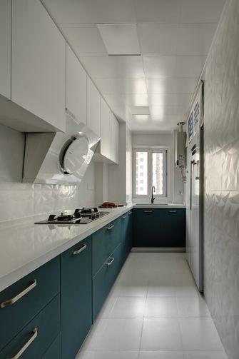 90平米三混搭风格厨房设计图