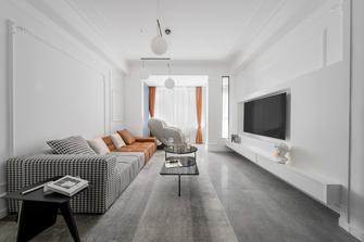 豪华型130平米三室两厅法式风格客厅图