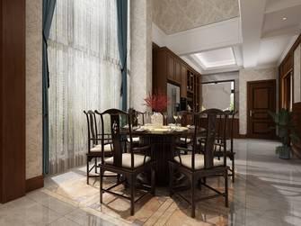 20万以上140平米复式混搭风格餐厅欣赏图