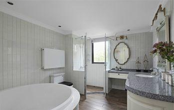 富裕型80平米美式风格卫生间欣赏图