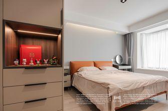 经济型90平米三室两厅现代简约风格卧室图片大全