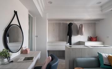 豪华型140平米三室两厅欧式风格衣帽间装修效果图