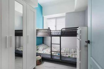 3-5万60平米一室一厅欧式风格卧室图片大全