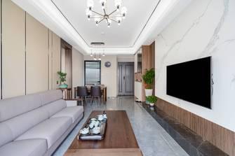 10-15万80平米三室两厅中式风格客厅装修案例