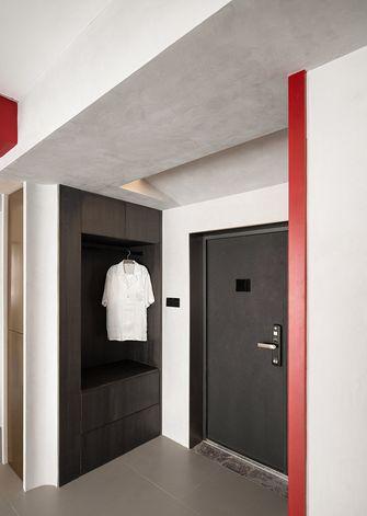 140平米三室一厅现代简约风格玄关设计图