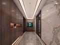 豪华型140平米四室两厅中式风格走廊图片