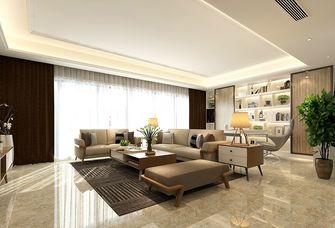 140平米三北欧风格客厅装修案例