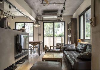 20万以上110平米公寓工业风风格客厅装修效果图