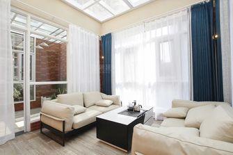 20万以上140平米别墅欧式风格阳光房装修案例