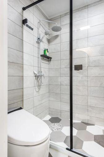 豪华型120平米三室两厅欧式风格卫生间装修效果图