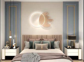 100平米三轻奢风格卧室图片