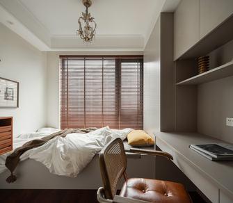 10-15万120平米三室两厅美式风格书房图片