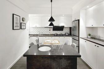 经济型60平米现代简约风格餐厅装修案例