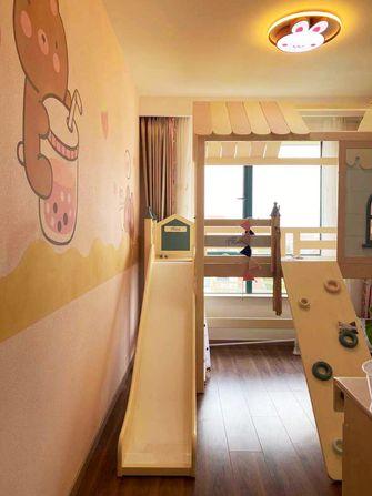 130平米四室两厅混搭风格青少年房装修效果图