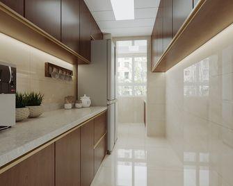 富裕型中式风格厨房图