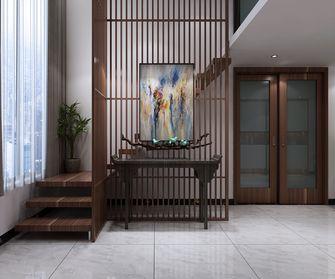 140平米别墅中式风格楼梯间效果图
